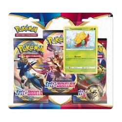 Pokémon Pack 3 boosters...